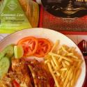 Lunch w Sheesha Lounge