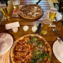 Lunch w Pizza Hut