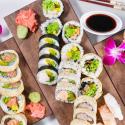 Lunch w Sushi Sencha