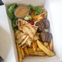Lunch w Tel Aviv Urban Food