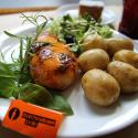 Lunch w Marchewkowe Pole Business Garden