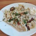 Lunch w Pierogarnia Ukrainski Smak