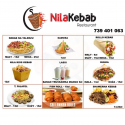 Lunch w Nila kebab