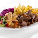 """Lunch w Kebab """"Sevi Oriental"""""""