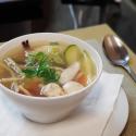 Lunch w Viet Wok
