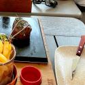 Lunch w Restauracja Indian Steak
