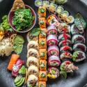 Lunch w Kyokai Sushi Bar