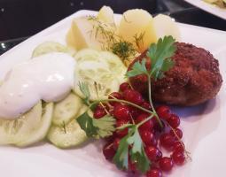 Lunch w Restauracja Hektor