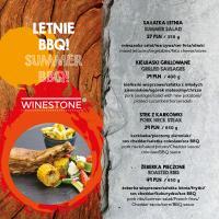 Lunch w Winestone Warszawa Centrum