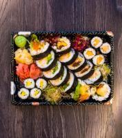 Lunch w Bemowo Sushi