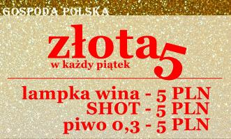 Lunch w Gospoda Polska