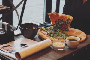 Lunch w B52