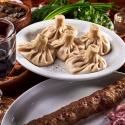 Lunch w Chinkalnia Restauracja Gruzińska