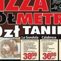 Lunch w La Gondola Pizza Pasta