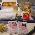 Lunch w Restauracja McDonald's