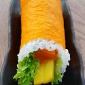 Lunch w Fresh Roll Sushi