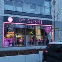 Lunch w Geisha Sushi