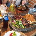 Lunch w SOFRA cafe&restaurant