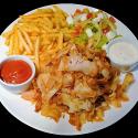 Lunch w Sharp Knife Kebab & Grill