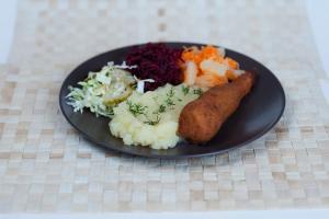 Lunch w Galeria smaku