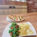 Lunch w Pizzeria 105