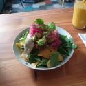 Lunch w Bistro Jaskółka