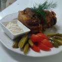 Lunch w Bistro w kratkę Warszawa