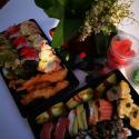 Lunch w Nazo sushi - Restauracja Sushi Żoliborz