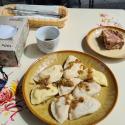 Lunch w Dikańka - Pierogarnia Pierogi wegetariańskie/wegan Pierogi na słodko Pierogi bezglutenowe Dostawa do domu