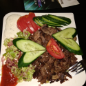 Lunch w SABR KEBAB HOUSE