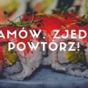 Lunch w Tamagotchi Sushi Delivery - Najlepsze Sushi - Warszawa w 60 minut