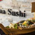 Lunch w Wana Sushi