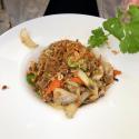 Lunch w Restauracja - Binh Minh