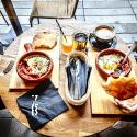 Lunch w Zachodni Brzeg - Hala Koszyki