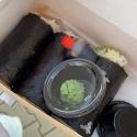 Lunch w Street Sushi