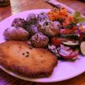 Lunch w Chwast Polski