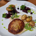 Lunch w Polana Smaków – restauracja Andrzeja Polana