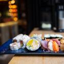 Lunch w Skazka Sushi