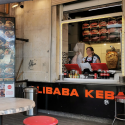 Lunch w Alibaba. Bar turecki