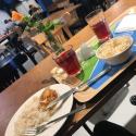 Lunch w Mleczarnia