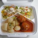 Lunch w Przysmaki Podlasia