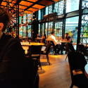 Lunch w Wabu Sushi Bar & Japanese Tapas
