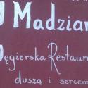Lunch w U Madziara Restauracja Węgierska